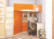 Бэмби 4м оранжевый металлик