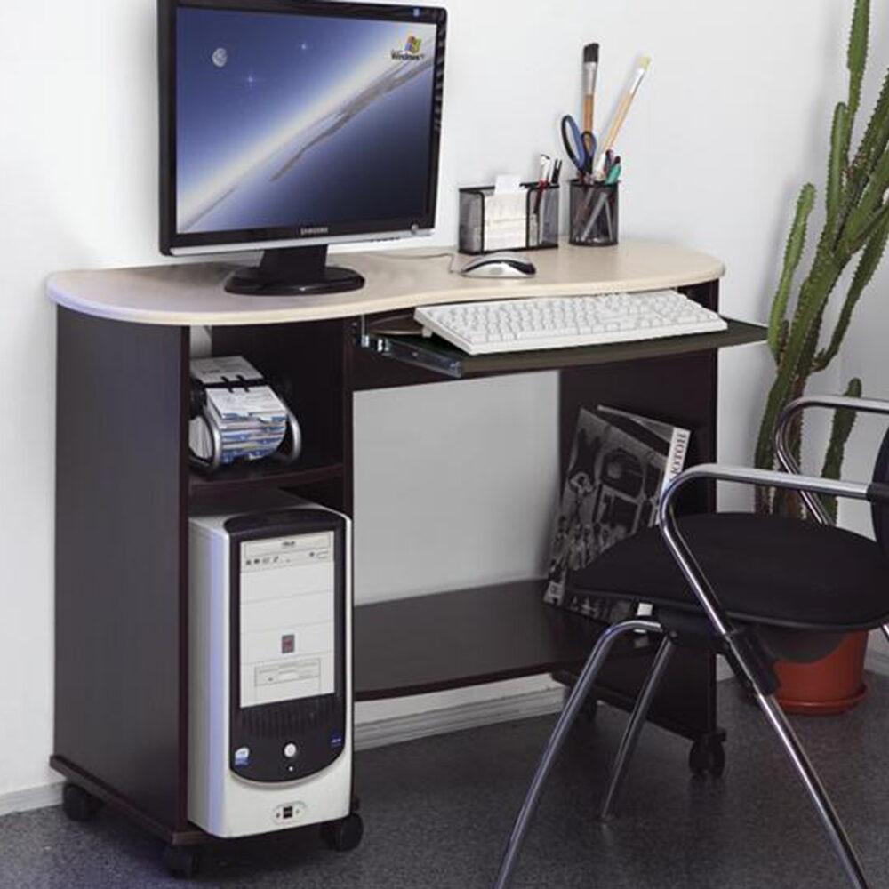 Компьютерный стол Сатурн - 3 костер 3 венге