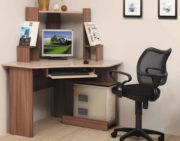 Компьютерный стол Уран - 7 ПКС_7_шимо