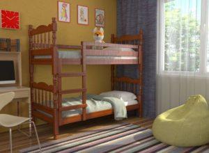 Кровать Соня орех