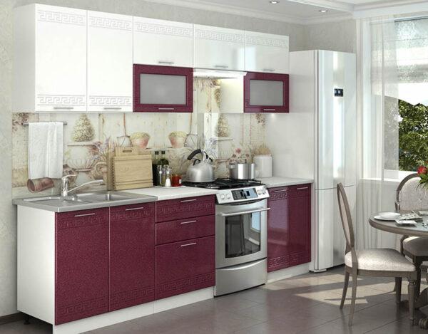 Кухонный гарнитур Греция 1