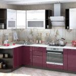 Кухонный гарнитур Греция 2