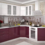 Кухонный гарнитур Греция 5