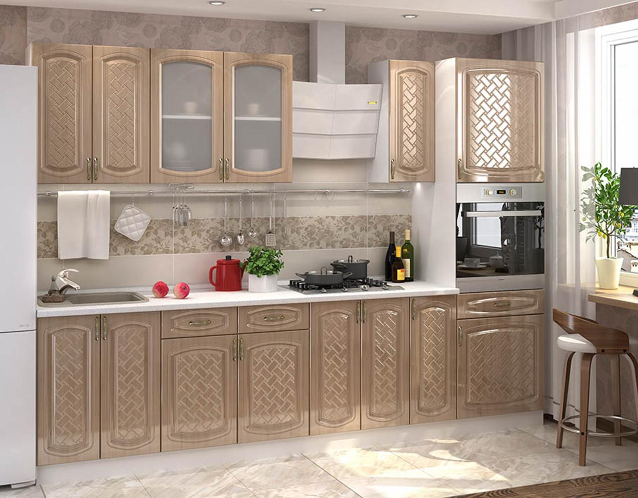 Кухонный гарнитур Сити 1