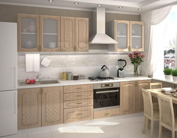 Кухонный гарнитур Сити 2