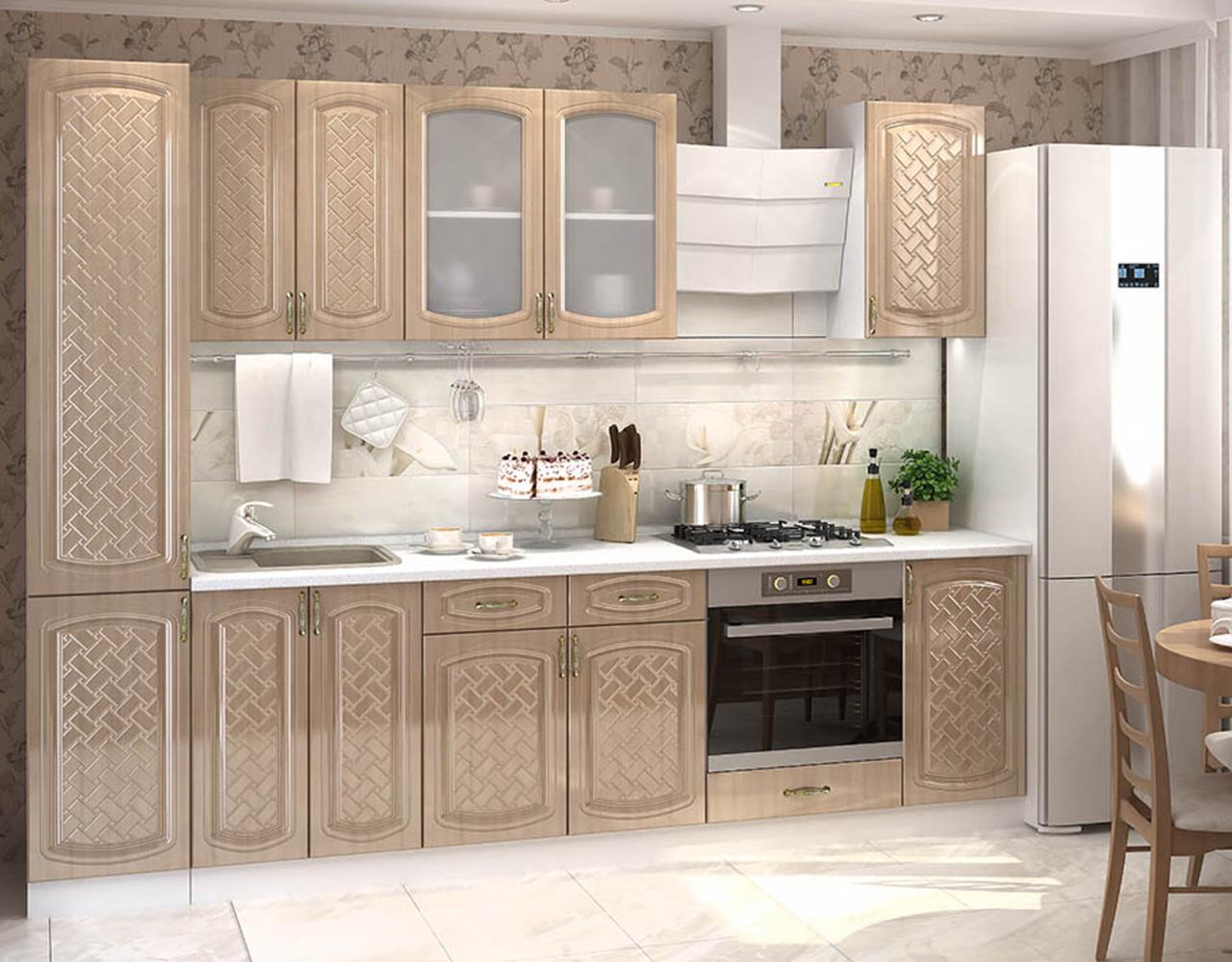 Кухонный гарнитур Сити 5
