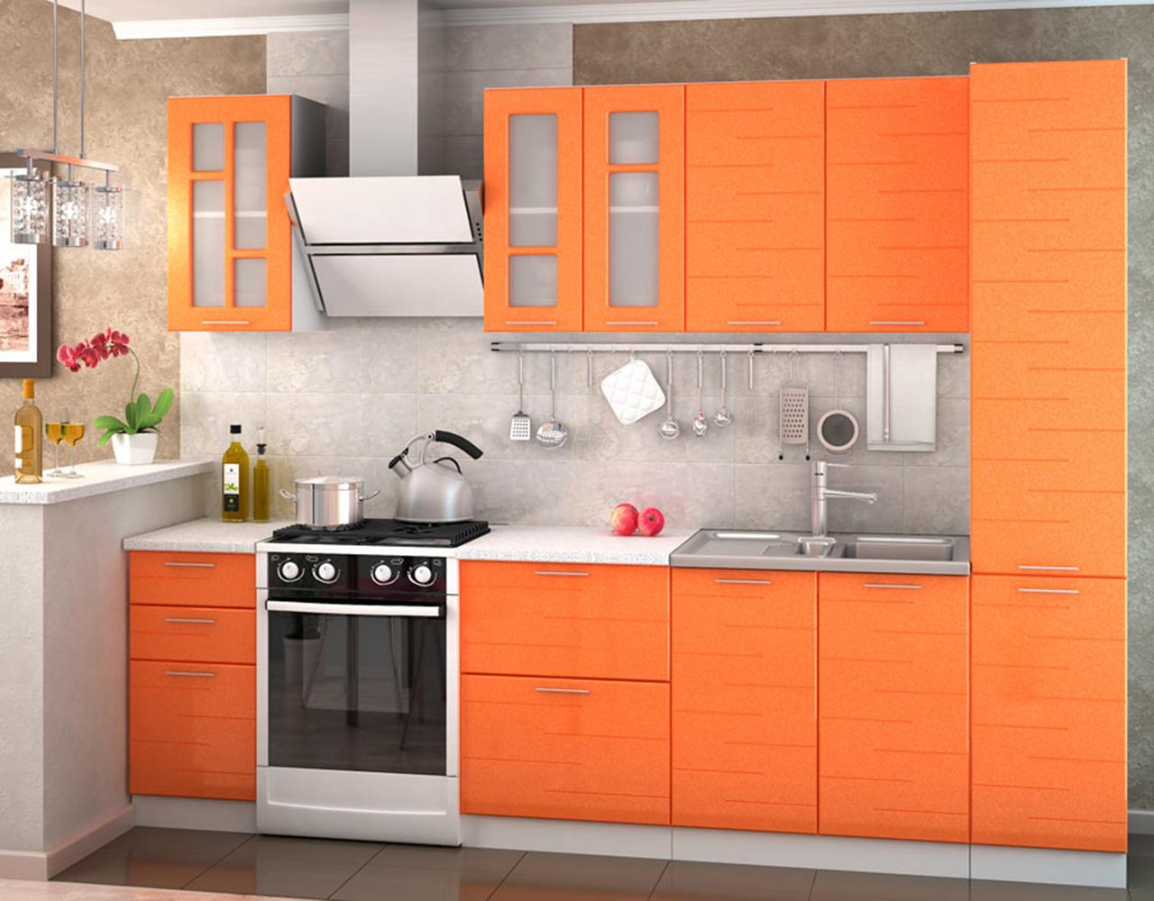 Кухонный гарнитур Техно 1