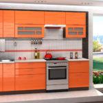 Кухонный гарнитур Техно 2