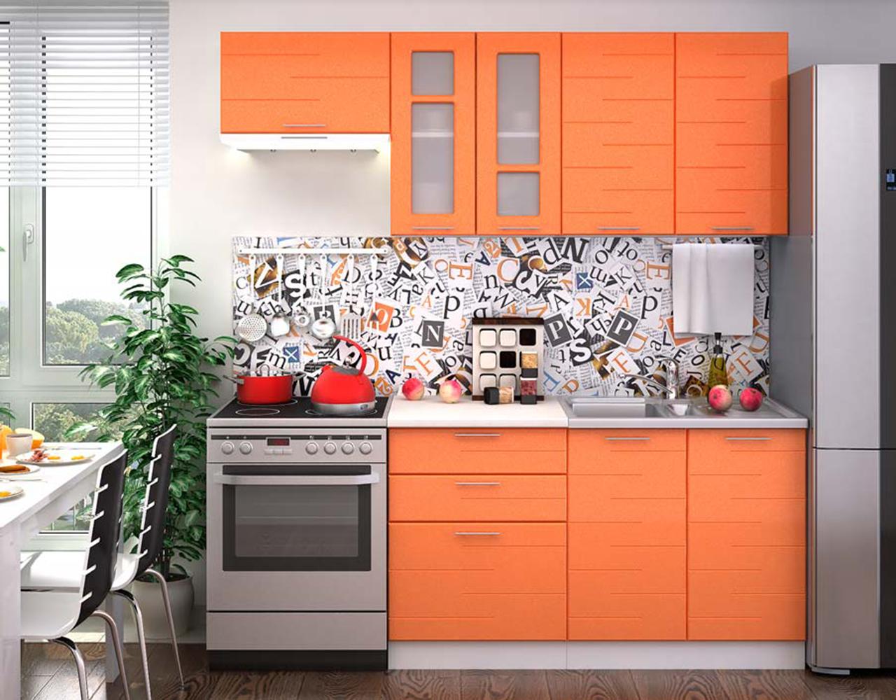 Кухонный гарнитур Техно 3