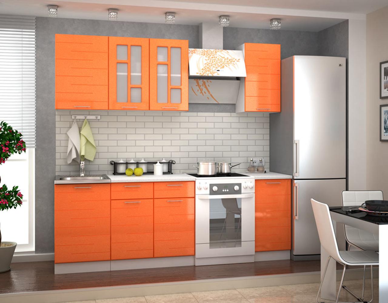 Кухонный гарнитур Техно 5