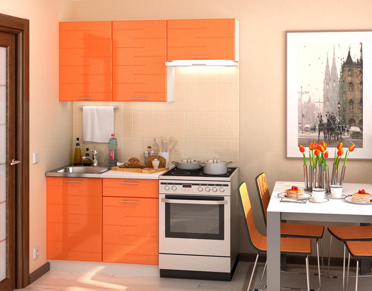 Кухонный гарнитур Техно 6