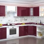 Кухонный гарнитур Валерия 10