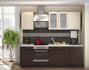 Кухонный гарнитур Валерия 3