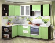 Кухонный гарнитур Вега 3