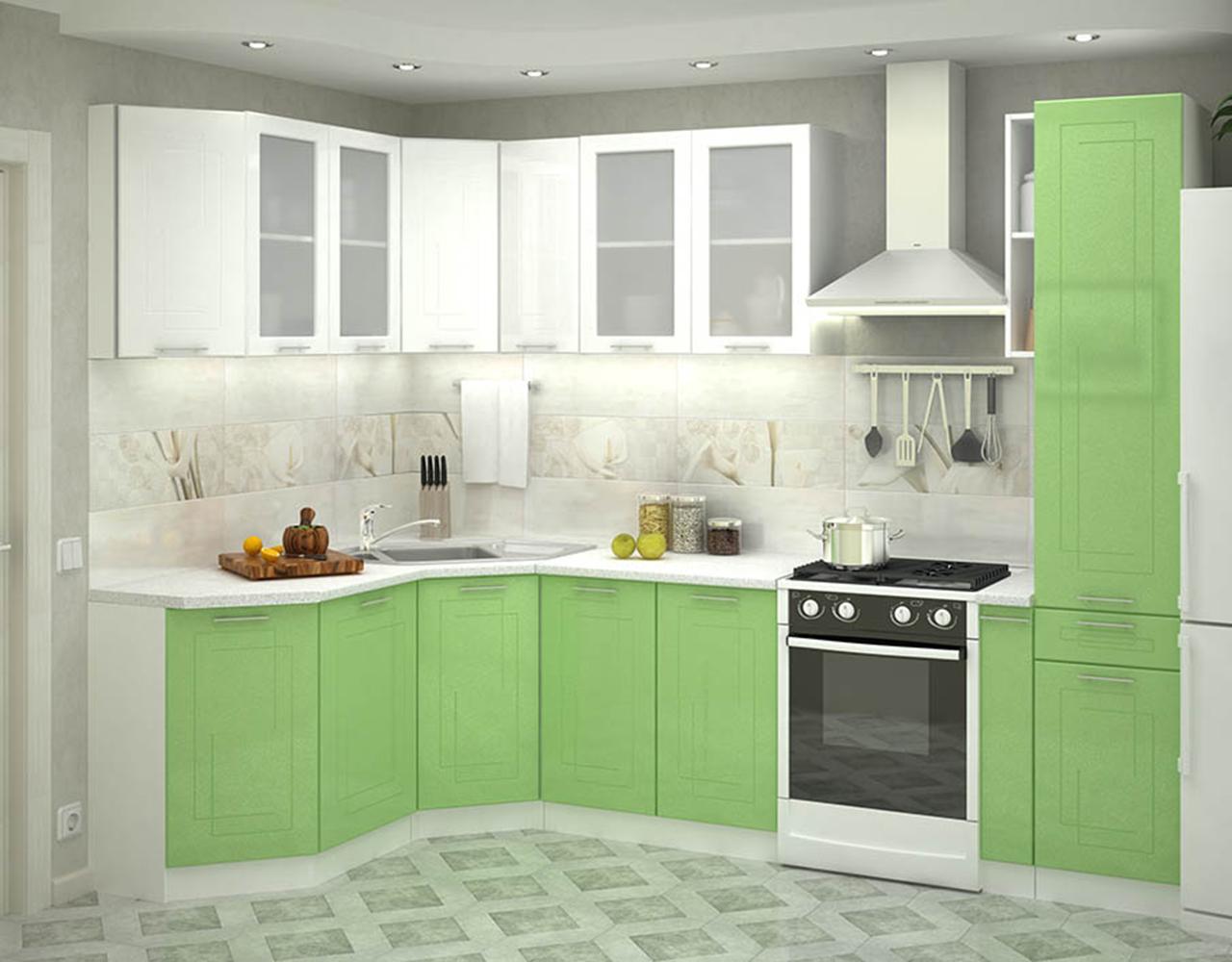 Кухонный гарнитур Вега 4