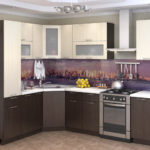 Кухонный гарнитур валерия 4