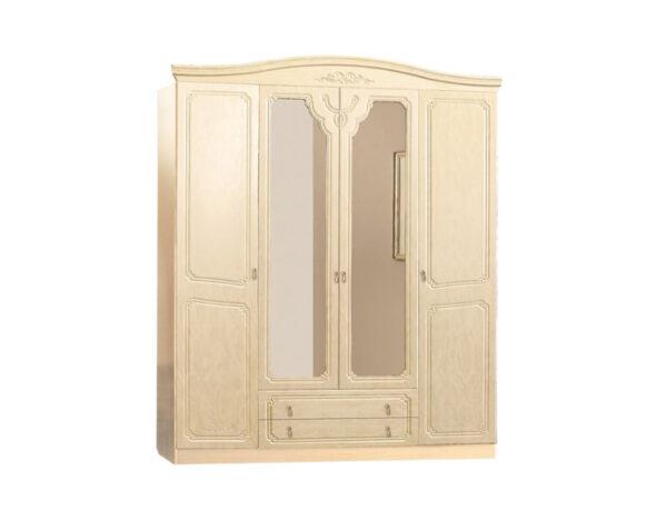 Шкаф 4х Лира