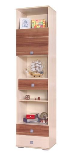 Шкаф книжный 400 №6