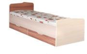 кровать 800 с ящиками №15
