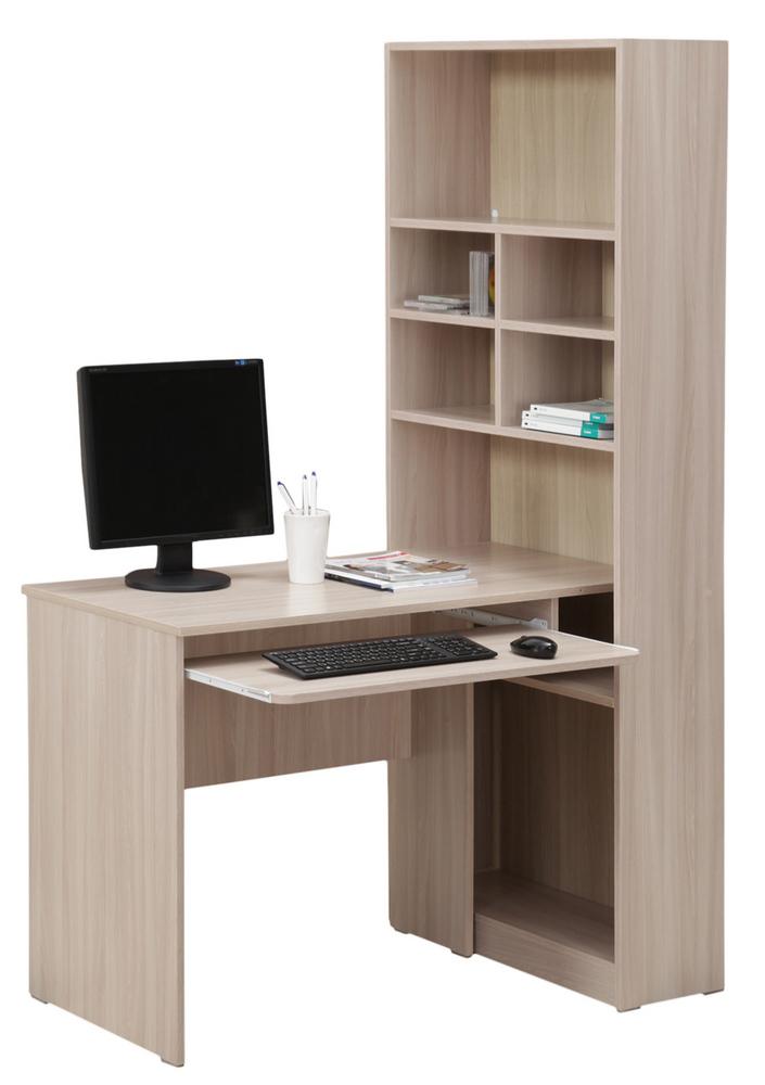 Стол компьютерный с со стеллажом