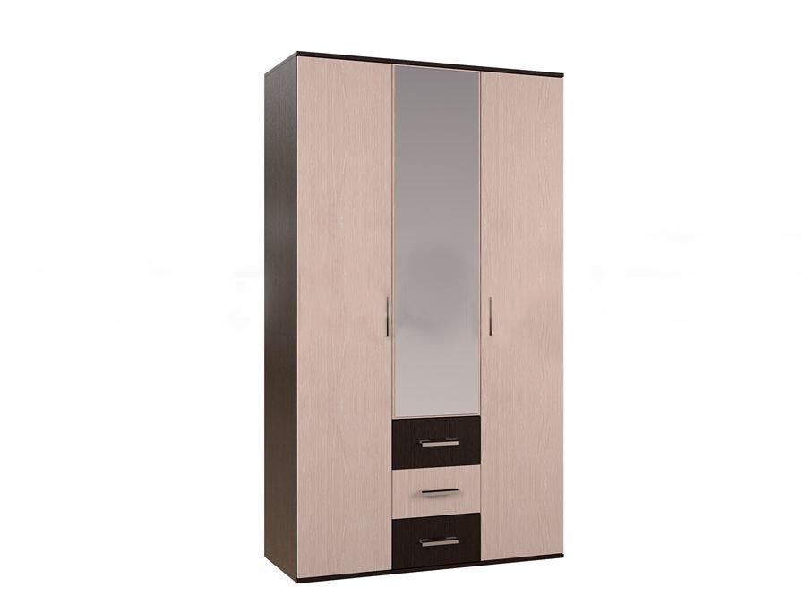 Шкаф 3х створчатый Белла