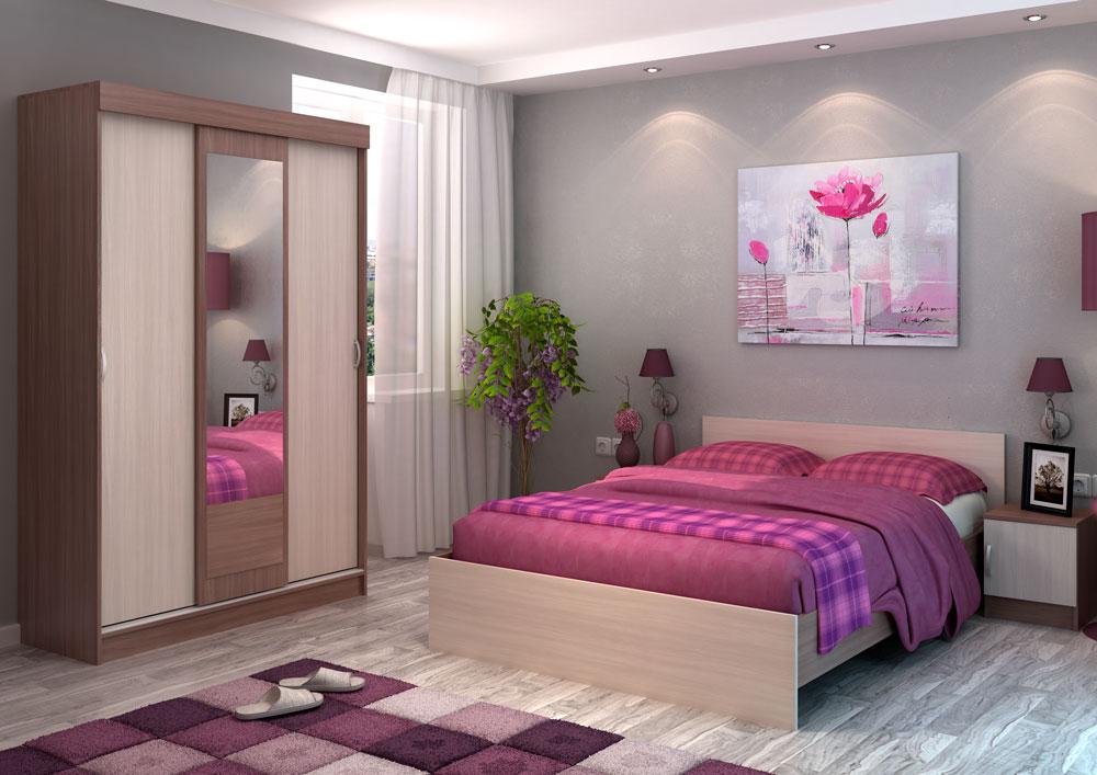 Спальня Бася 3