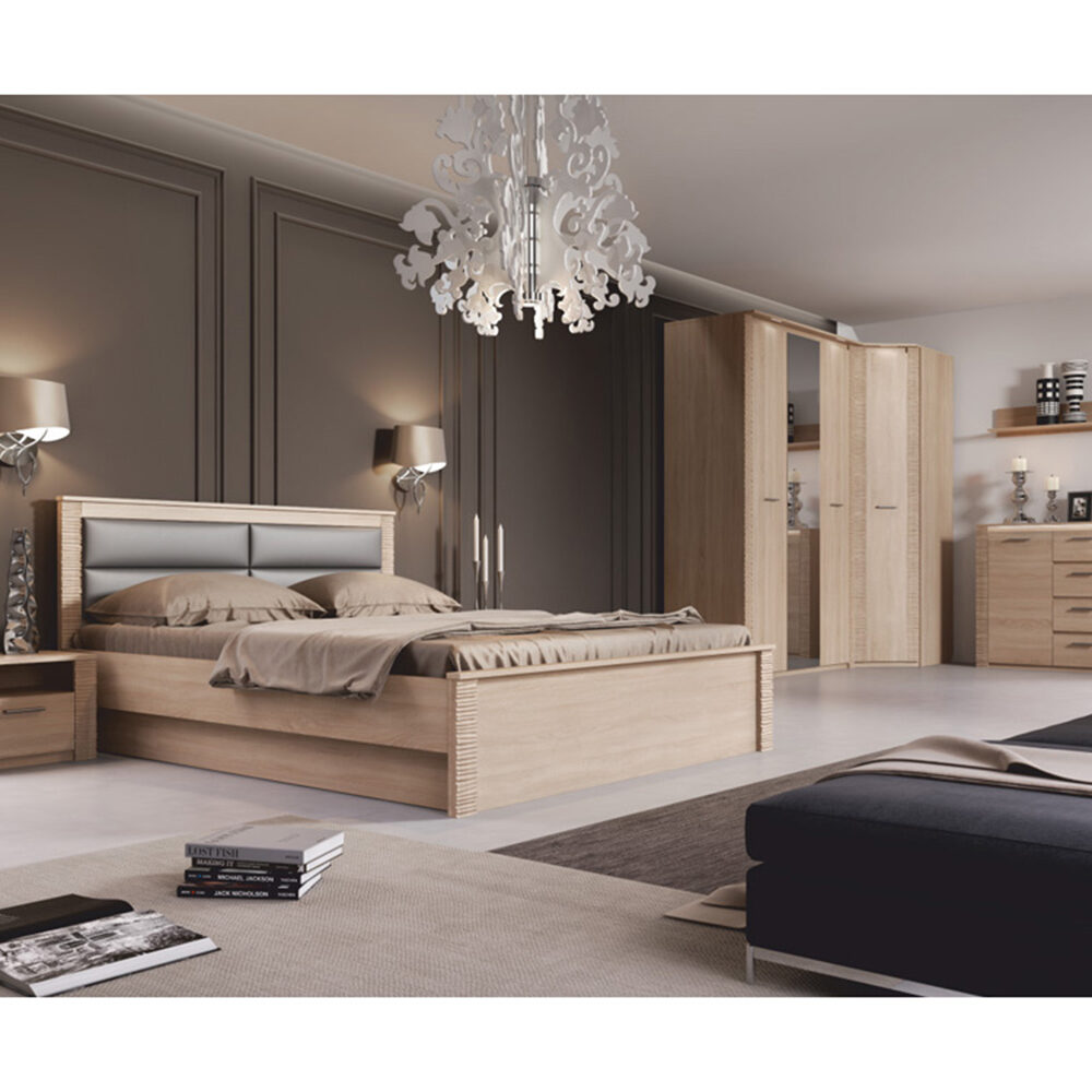 Модульная спальня Элана сонома