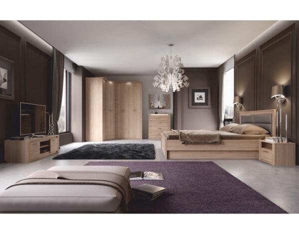 Модульная спальня Элана2 сонома