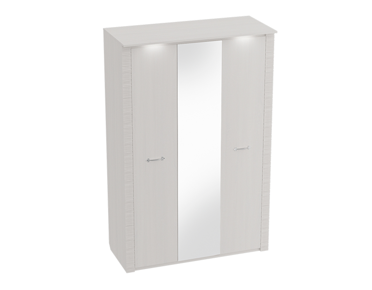 Шкаф трехдверный Элана Бодега