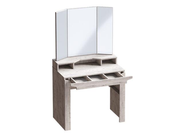 Туалетный столик Соренто ящики