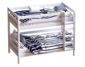 Кровать Авалон с прямой лестницей