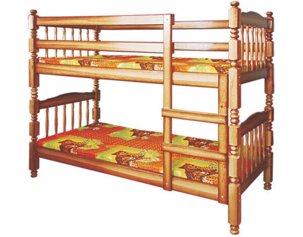 Кровать ЛЮДМИЛА-ЛЮКС-1
