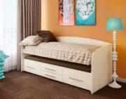 Кровать двухъярусная Адель - 5 дуб