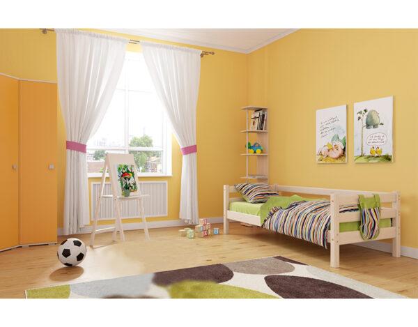 Вариант 2 Кровать Соня с задней защитой