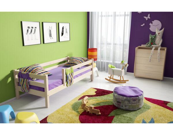 Вариант 3 Кровать Соня с защитой по периметру
