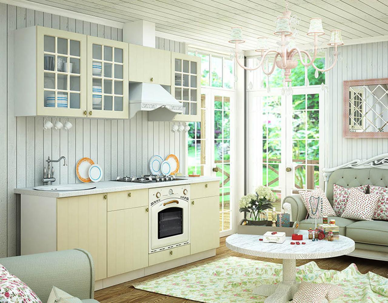 Кухонный Гарнитур Прованс 1