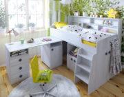 Кровать чердак Малыш 5 общий вид