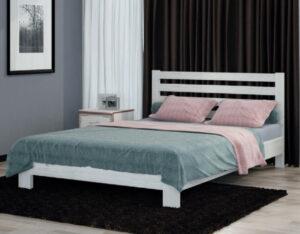 Кровать Вероника Дуб беленый