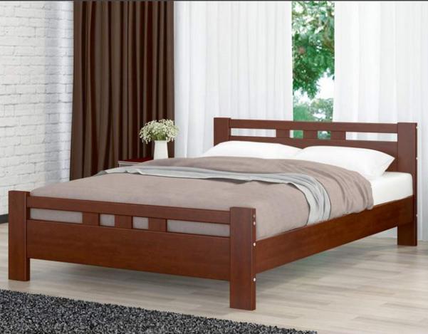 кровать Вероника 2 орех