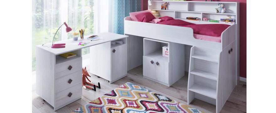 кровать чердак малыш 5