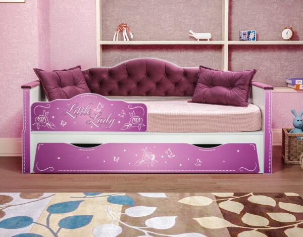 Кровать Алиса в интерьере