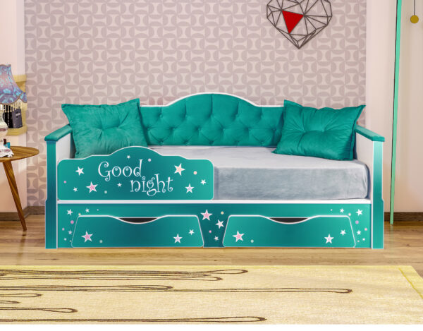 Кровать Ноктюрн в интерьере