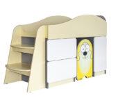 Монти кровать чердак