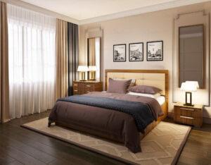 Кровать Askona Frida