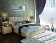 Кровать Марлена Askona с подъёмным механизмом