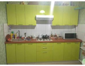 Кухонный гарнитур лайм 2