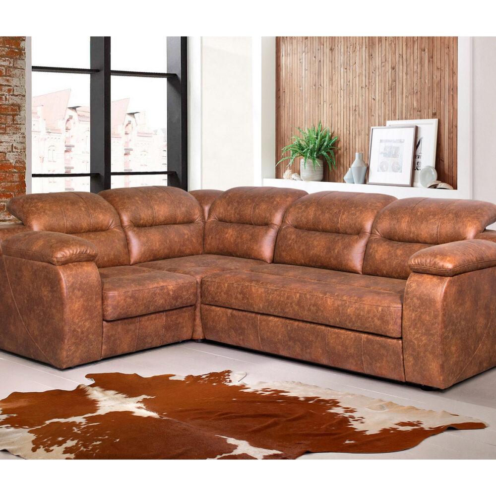 Угловой диван Матрица 22 (одинарная сидушка)