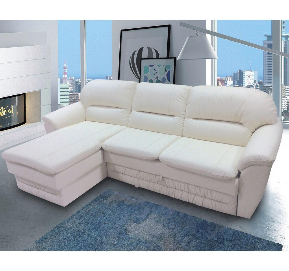 Угловой диван Матрица 15 с оттоманкой