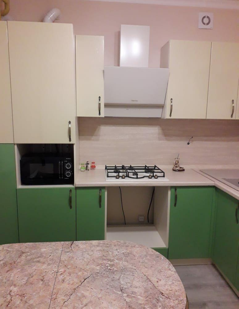 Кухонный гарнитур плёнка пвх